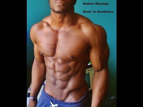 Nathan MOZANGO - Comment travailler le bas des abdos et obtenir un V d'Alpha