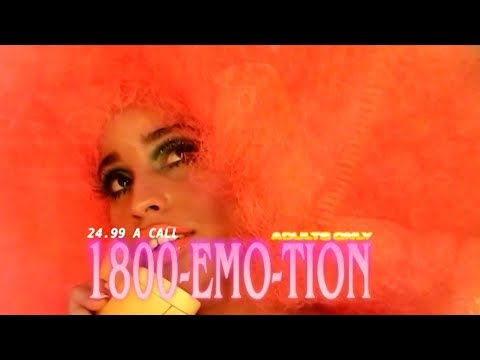 Emotional Oranges - Motion [Official Music Video]