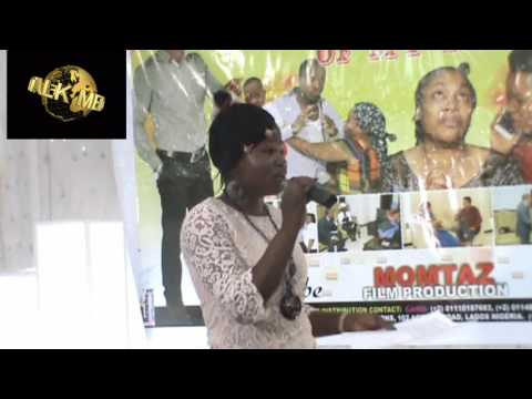 Speech by Hephzibah (CEO) Africa Talk Media
