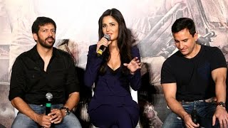 UNCUT Phantom Official Trailer 2015 Launch Event |  Katrina Kaif, Saif Ali Khan, Kabir Khan