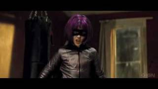 Kick-Ass - Hit Girl Trailer cz