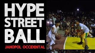 Hype Streetball Tour - Janopol Occidental