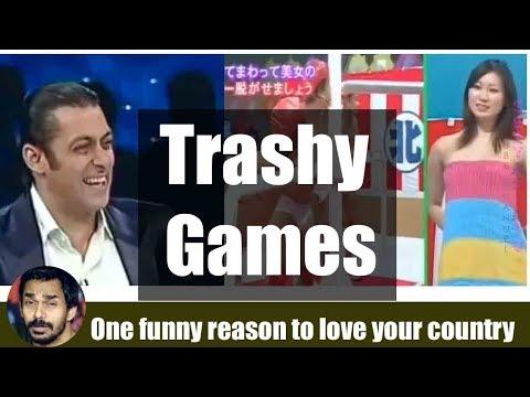 Trashy  Games  | TRASHY Thursday  | Episode 8
