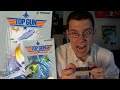 Youtube Thumbnail Top Gun - NES - Angry Video Game Nerd - Episode 10