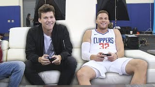 NBA 2K18 VS BLAKE GRIFFIN + CLIPPERS