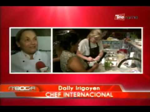 Dolly Irigoyen llega a Guayaquil Experience Center de Sukocina