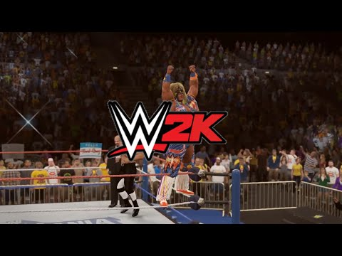 WWE 2K15 - The Ultimate Warrior vs. Triple H - Wrestlemania XII - Path of the Warrior Part 8