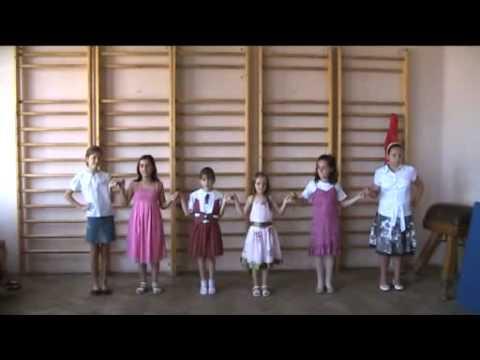 Clasa V Lenauheim cantec si joc popular