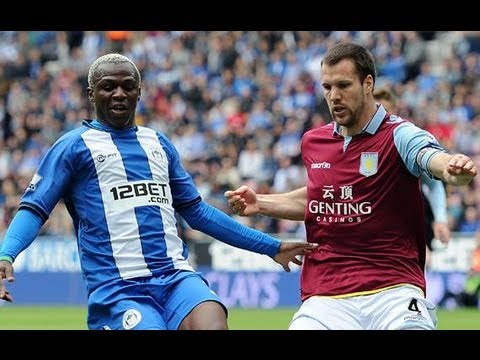 Aston Villa 2-2 Wigan Athletic - Match Review