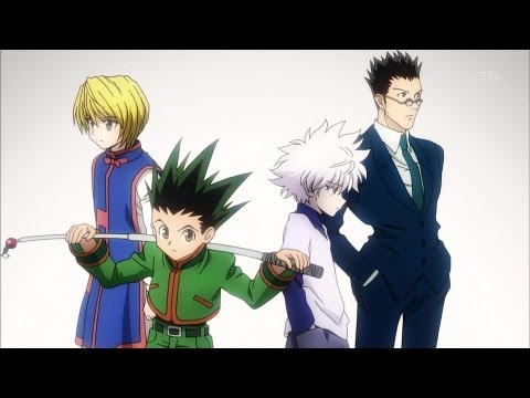 Hunter X Hunter 2011「Hunting For Your Dream」 ED 2 HD