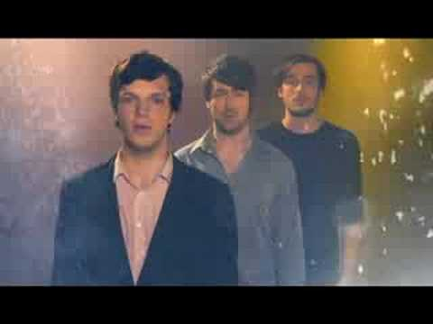 Friendly Fires - 'Jump In The Pool' Video