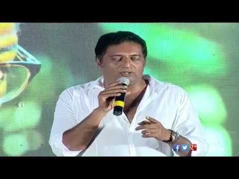 Prakash Raj Speech @ OK Kanmani/Ok Bangaram Audio Success Meet - Release On April 17th