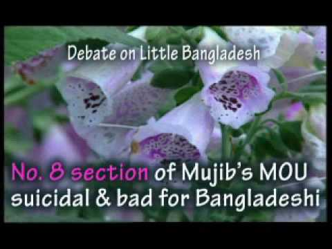 Part 2 Mujibs Mou Suicidal & Bad: Little Bangladesh video