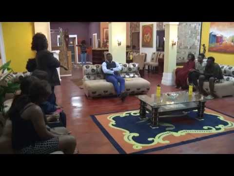 Contestants First Day in The Academy | MTN Project Fame Season 8