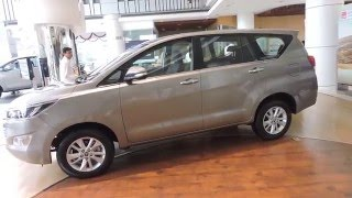Toyota Innova Crysta 2.4 VX Full View