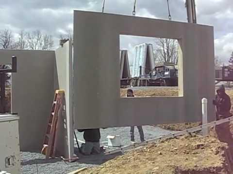 Precast Foundation Walls My Visit To Superior Walls