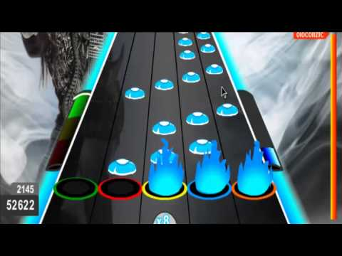 Guitar Flash: Under The Influence Rusty Cooley 100 FC Expert Record