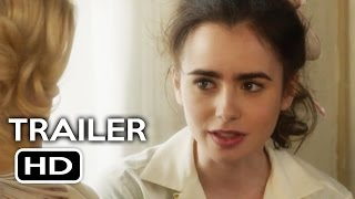 Rules Don't Apply Official Trailer #3 (2016) Lily Collins, Taissa Farmiga Drama Movie HD