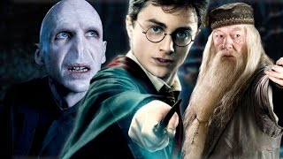 Die 3 KRASSESTEN THEORIEN über HARRY POTTER