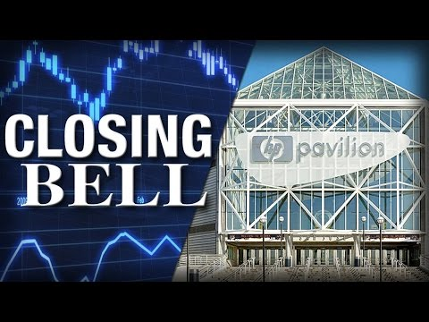 Closing Bell: Stocks Rally After Dyax Deal; HP Inc. Up on Split