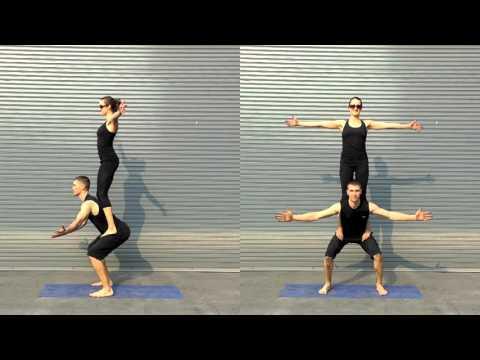 Circus Yoga Training