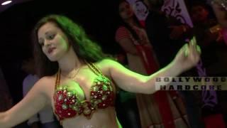 Hot Arabic Dance Live Performance at Reception Ceremony Of Jitu Shivhare & Shweta Shivhare
