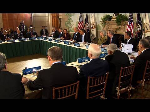 Bipartisan Meeting on Health Reform: Part 1