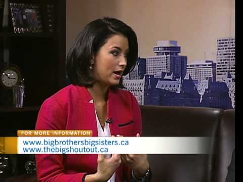 Miss America -- Big Brothers Big Sisters Canada
