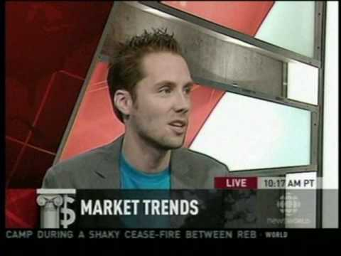 Jeremy Gutsche on CBC News Today - Trends in 2009