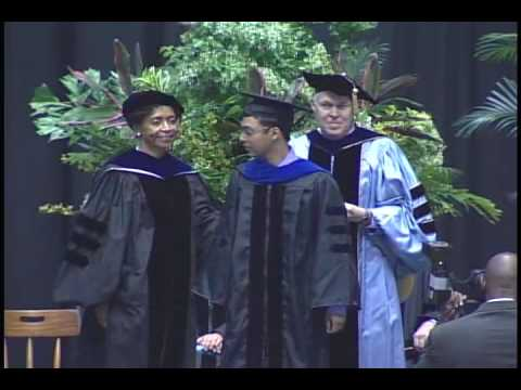 2009 Doctoral Hooding Ceremony, Part II