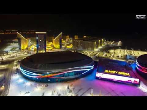 Almaty Arena 2017 FullHD