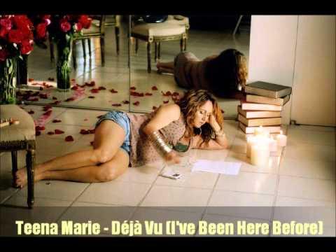 Teena Marie - Déjà Vu (I've Been Here Before)