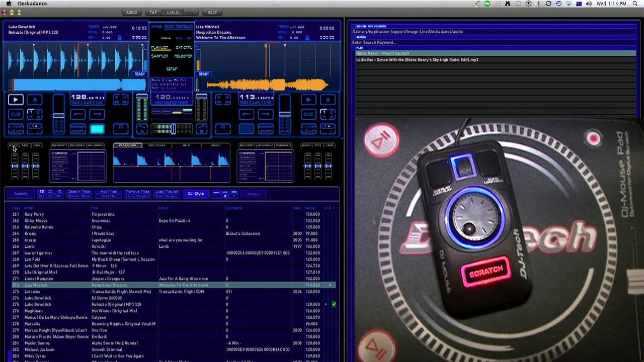 dj Tech Mouse dj Tech dj Mouse