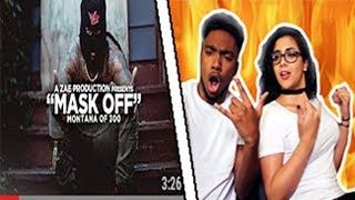 Download Lagu Montana Of 300 - Mask Off [REMIX] 🔥⚡Shot By @AZaeProduction | THE BEST MASK OFF REMIX EVER!!!🔥 Gratis STAFABAND