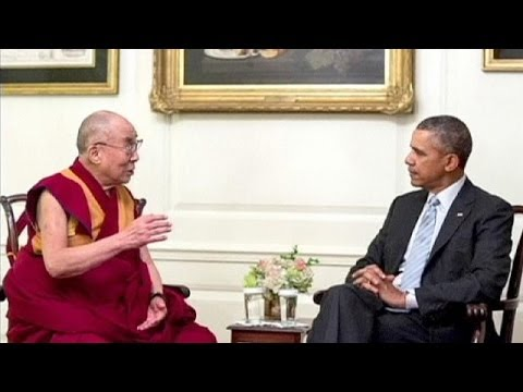 Obama trifft den Dalai Lama - China ist verärgert