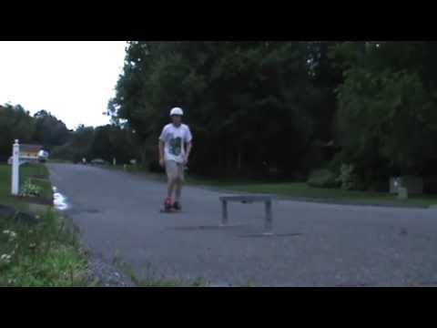 New Rail Trick / My Audience