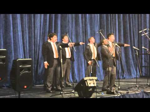 UC Mens Octet - Lion King / Lion Sleeps Tonight Medley