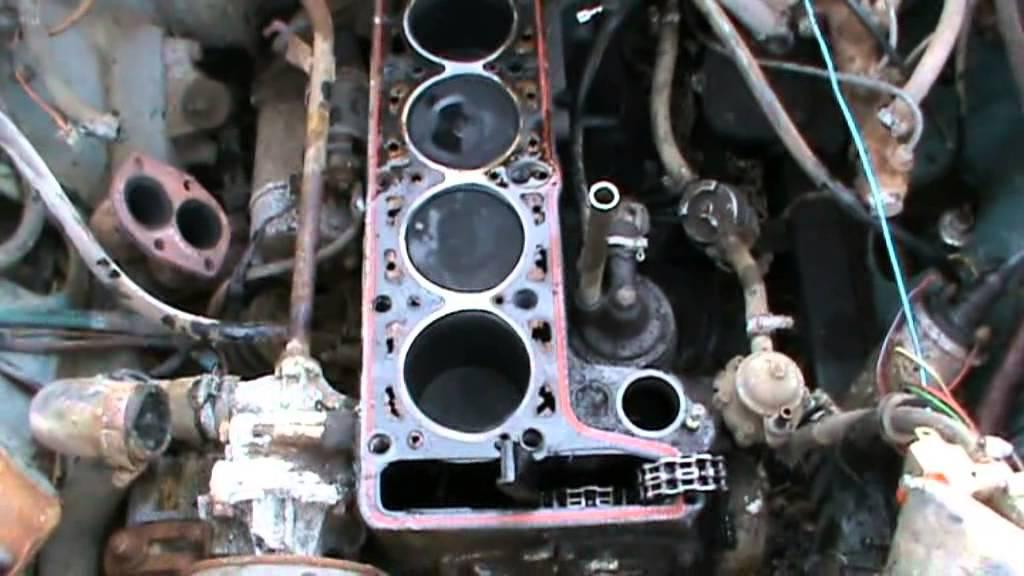 Ваз ремонт двигателя