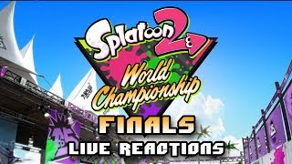 🔴 E3 2018 - Splatoon 2 World Championship Finals (Live Reactions)