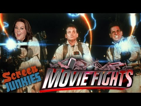 Should They Reboot Ghostbusters? - MOVIE FIGHTS!