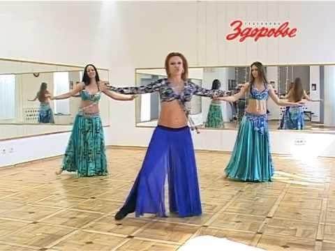 Бесплатные уроки восточных танцев - видео