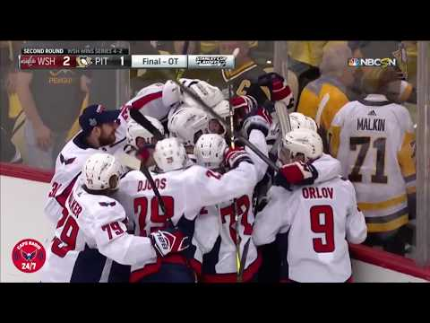 2018 Stanley Cup Playoffs Overtime Goals