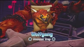 Skylanders: Trap Team - Wolfgang Boss Battle
