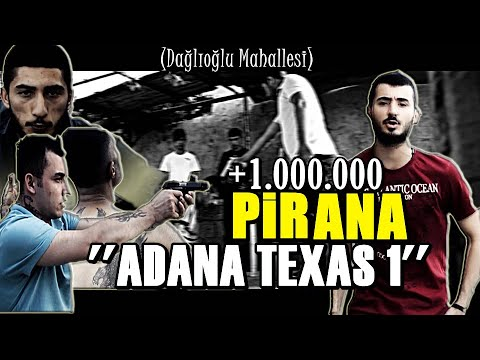 DJ PİRANA - ( ADANA TEXAS ) -  Official HD Video Klip 2017 #ADANA