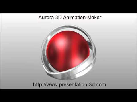 3D Logo Animation Maker - Aurora3D Software