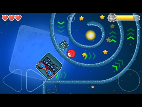Tomato Ball kills BOSS in Red Ball 4 Volume 4 playing all levels.