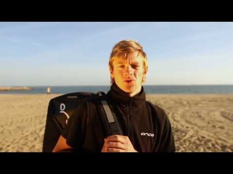 Orca Transition bag : Matt Sharp