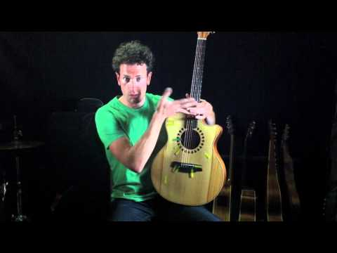 Guitar Lesson - Parts of the Guitar - Otway Ross