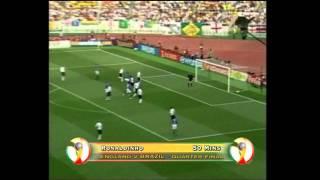 World Cup 2002 Brazil World Champions