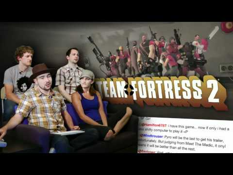 Team Fortress 2 SPECIAL Show and Trailer!